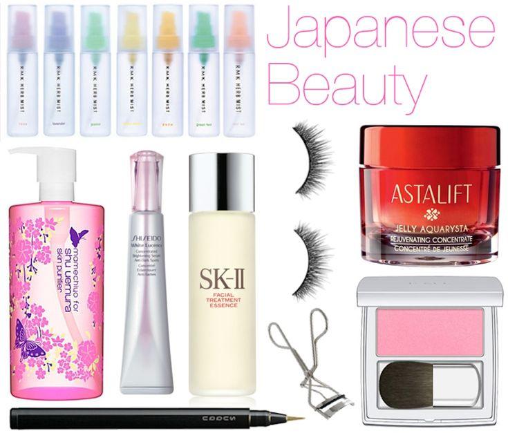 A Girl, A Style_ Japanese Beauty