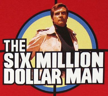 Six million dollar man was on every Thursday night in the UK. Loved it❤