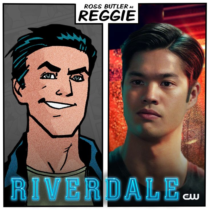 From the world of Archie Comics, Ross Butler is Reggie on The CW's new series Riverdale. Watch it now on The CW App: www.cwtv.com/shows/riverdale