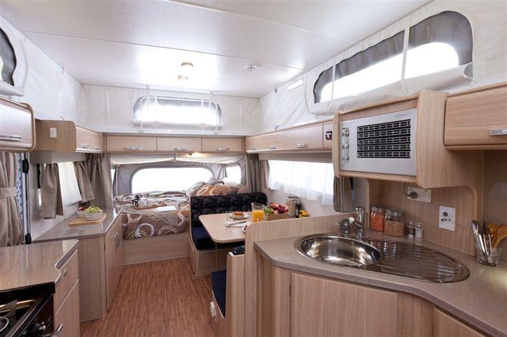 Jayco Expanda Interior | 4WD & Caravaning | Pinterest ...