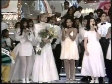 Último Xou da Xuxa - Não Diga Adeus - Simony e Patricia (1992)