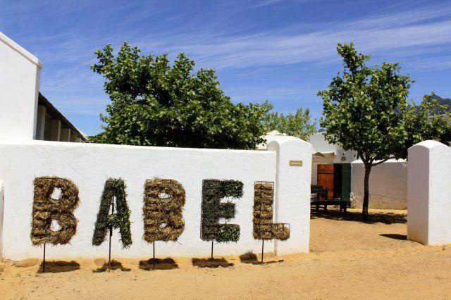 Babylonstoren Kapstadt Süfdafrika Weinland