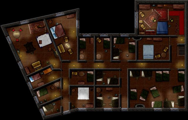 101 best images about dungeons and dragons maps houses for Floor 2 dungeon map