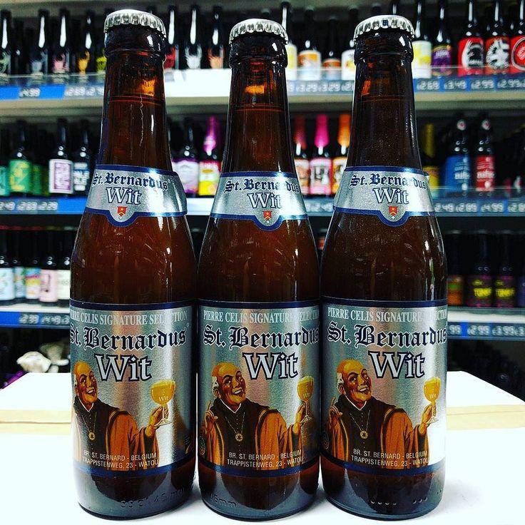 Returning beer - St.Bernardus Wit - 5.5%