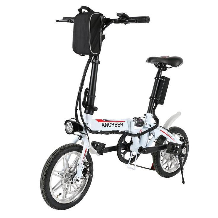 New bike/scooter | 14 inch | 27 Speed | Foldable | Electric Power | 2 Colors