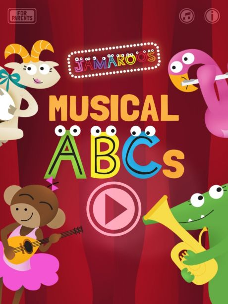 Jamaroos Musical ABCs, byIggy Learning, is a fun new ABC app, inspired by characters from a storybook app series. Readers can whet their ap...