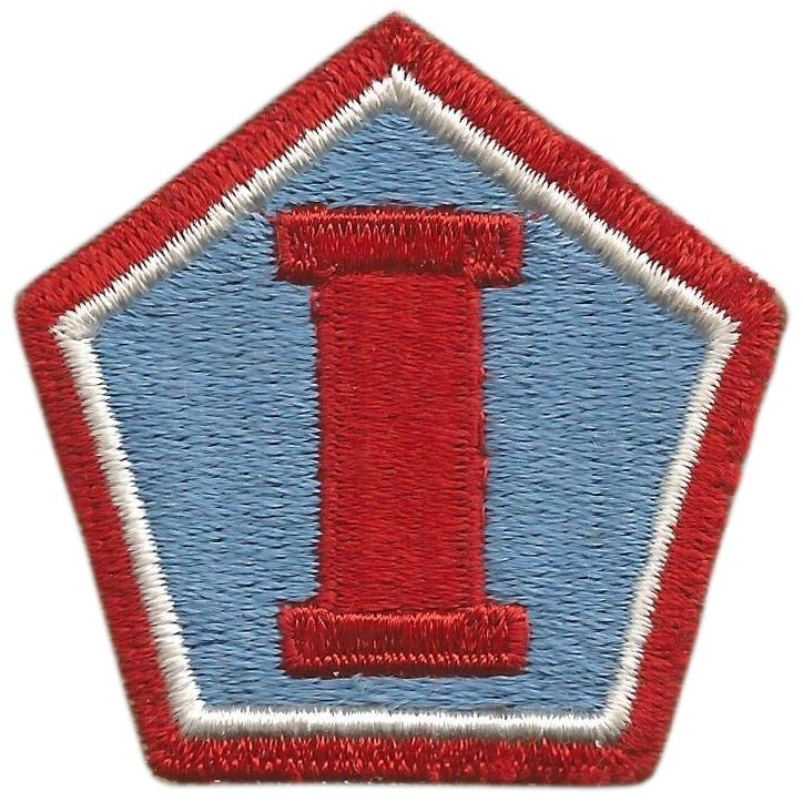 WorldMilitary - 1 Army Group Patch. US Army