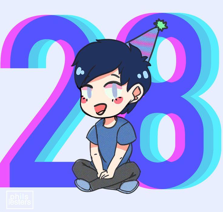 Happy 28'th Phil!