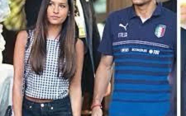 """Un minuto di silenzio per lady Cerci costretta a tornare nel """"calcio che non conta"""" #milan #cerci #fidanzata #atleticomadrid"""