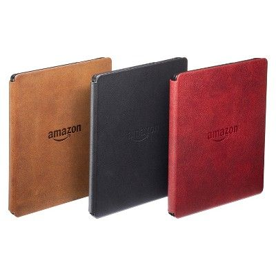 Amazon Kindle Oasis, with Charging Cover, Wi-Fi, Special Offers - Black