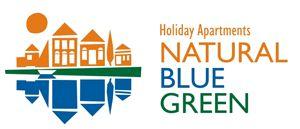 Natura Blue Green Holiday