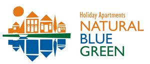 Natura Blue Green Holiday