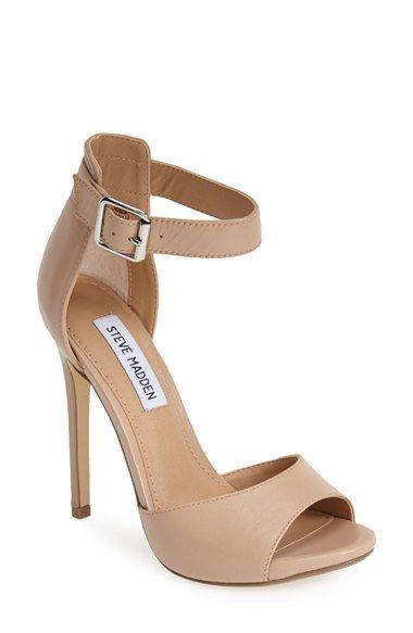 Steve Madden 'Mogull' Ankle Strap Sandal (Women) available at #Nordstrom