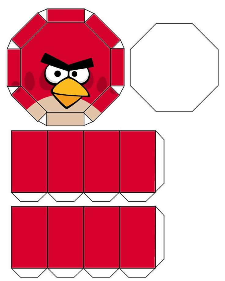 Angry Bird Canister .... free to use free to share