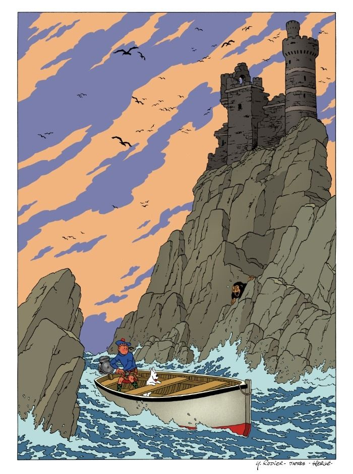 Best Tintin Images On Pinterest Tintin Comic Art And Books - Decals for boats australiaboat wrapsbonza graphics australia