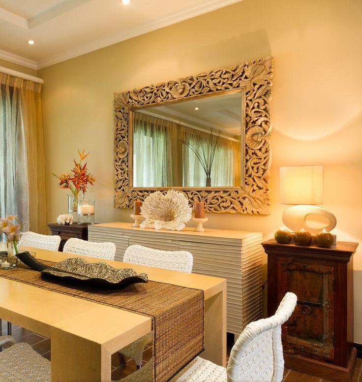 Dining Room, Maison 83, Eden Island, Seychelles