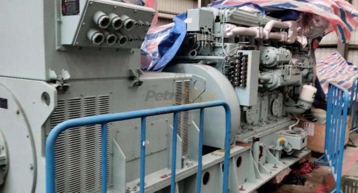 Yanmar 615kw Generators 3 Petrorigs Com In 2020 Natural Gas Generator Generator Price Gas Generator