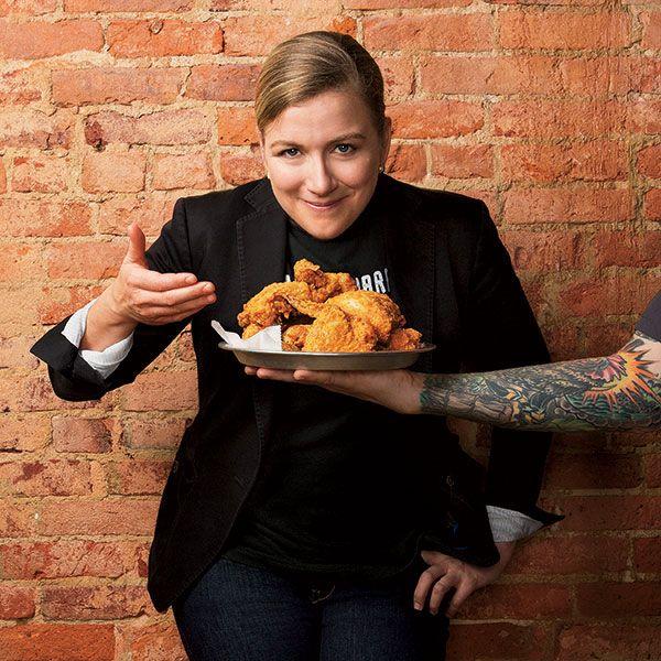The Secret to Ashley Christensen's Fried Chicken