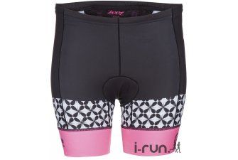 Zoot Cuissard Performance Tri LTD 6inch W pas cher - Vêtements femme running Triathlon-Cycles en promo