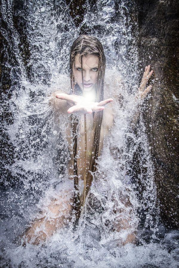Photo Water Fairy by Nicola Genati on 500px