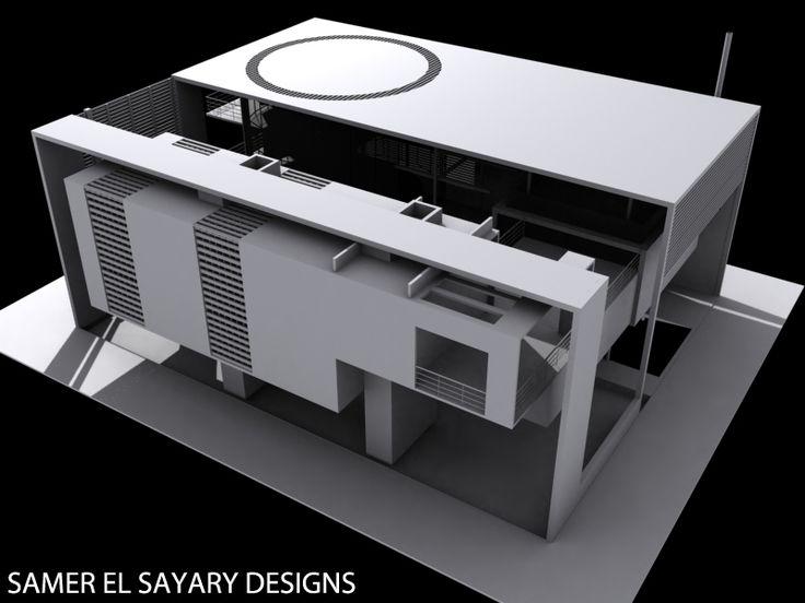 102 best samer el sayary architecture images on pinterest concept architecture architects and. Black Bedroom Furniture Sets. Home Design Ideas