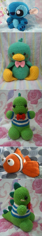 crochet free patterns