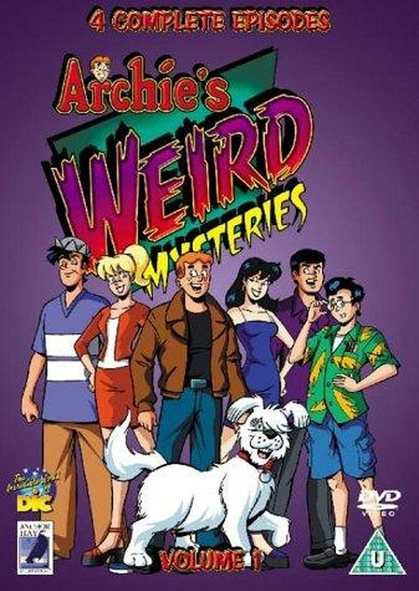 Archie's Weird Mysteries (TV Series 1999–2000)