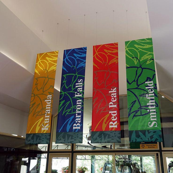 Image result for exhibition hanging banner