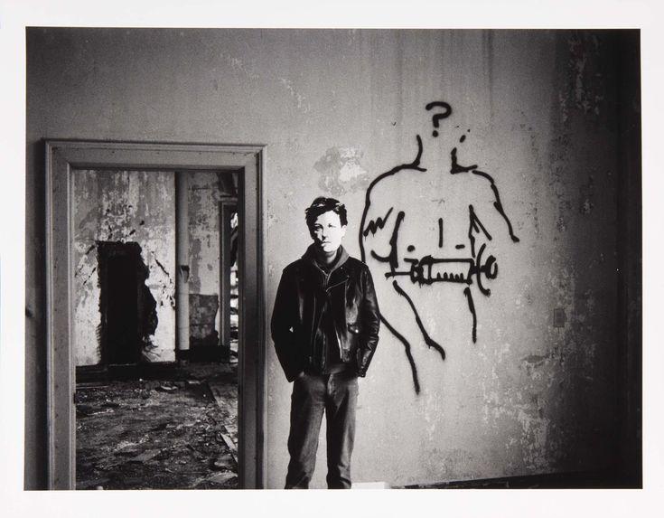 Wojnarowicz, David: Untitled from Arthur Rimbaud in New York 1978-79
