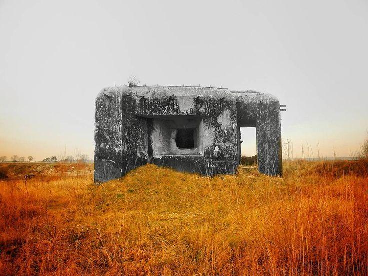 #bunkiernasobotę #neirawypełzaznory #LiniaMołotowa #bunkier #fortyfikacje