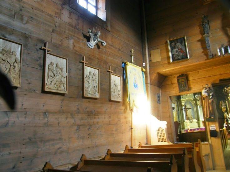 Zatrzymać świat: Kościół pw. św. Jana Apostoła i Ewangelisty - Zakopane (woj. małopolskie, pow. tatrzański, gm. Zakopane)