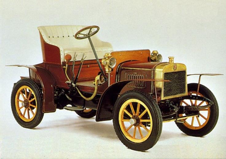 Škoda Story : Laurin et Klement Voiturette type A