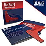 Manscape Beard Trimmer Comb Self Cut System Grooming Kit Template For Your Groomer Care Products