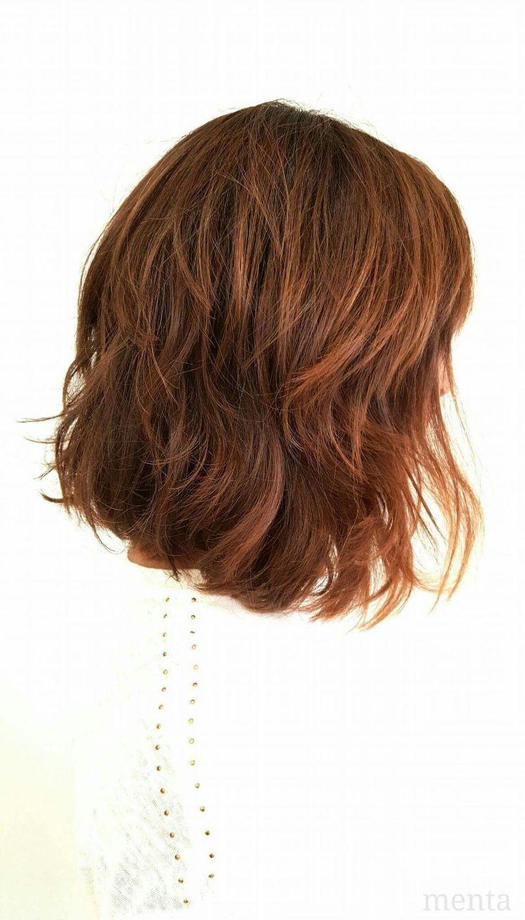 Nuevo look para SARA BOB XL & BALAYAGE  BRONDER raíces oscuras y puntas miel #hairinspo #balayage #hairfashion #haircut #
