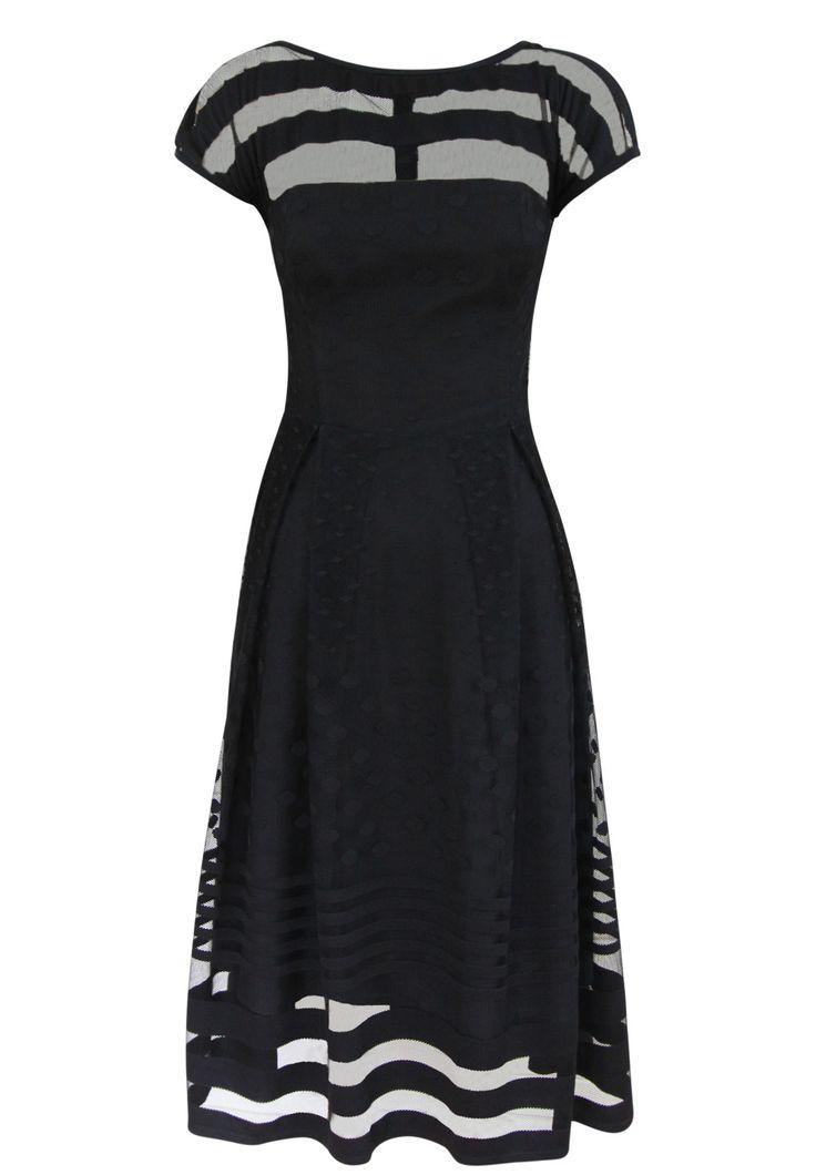 Very Very - Ruby Party Dress