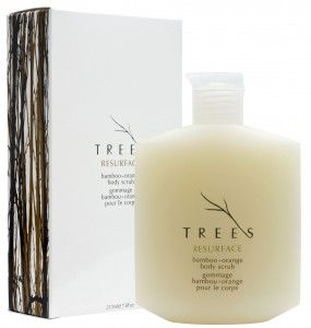 Trees Bath and Body Line -- love the use of the branch graphic on this.  simple