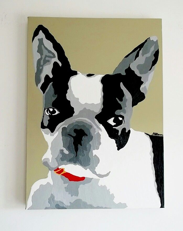 Paintings - NESTOR - 80x60cm - www.mcastell8.wix.com/maopaints
