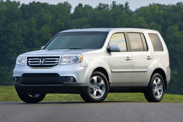 The 20 Best Honda Suvs Of All Time Honda Pilot