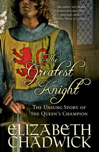 Today's Kindle Daily Deal is Greatest Knight ($1.99), by Elizabeth Chadwick [Sourcebooks Landmark], with the companion audiobook for $3.99.