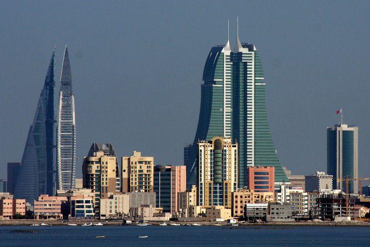 manama bahrain | Didn't look like this in 1994.