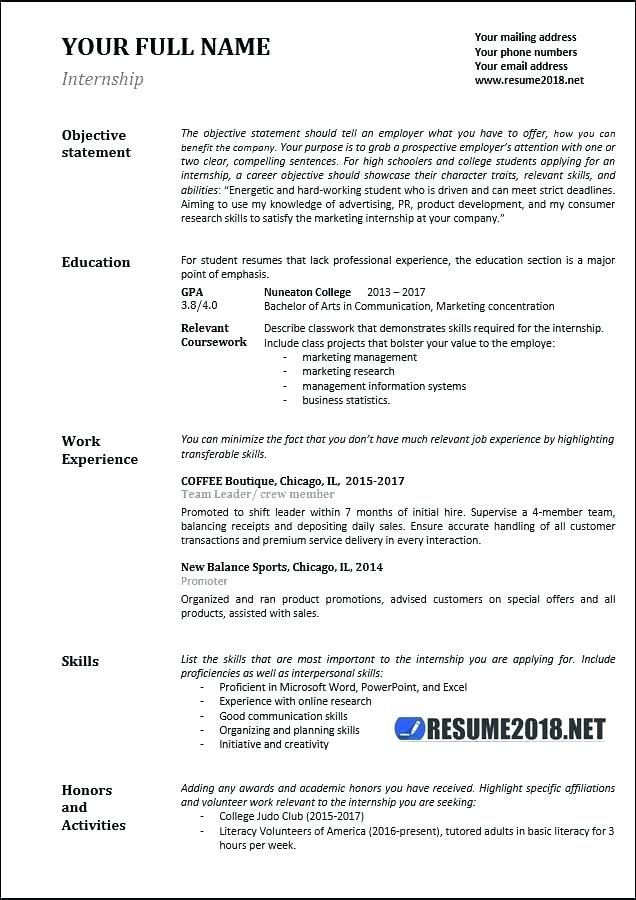 Free Resume Templates Doc Good Resume Format Good Resume Format Big Best Resume Template Best Of Free Resume Templat Resume Skills Resume Examples Resume Words