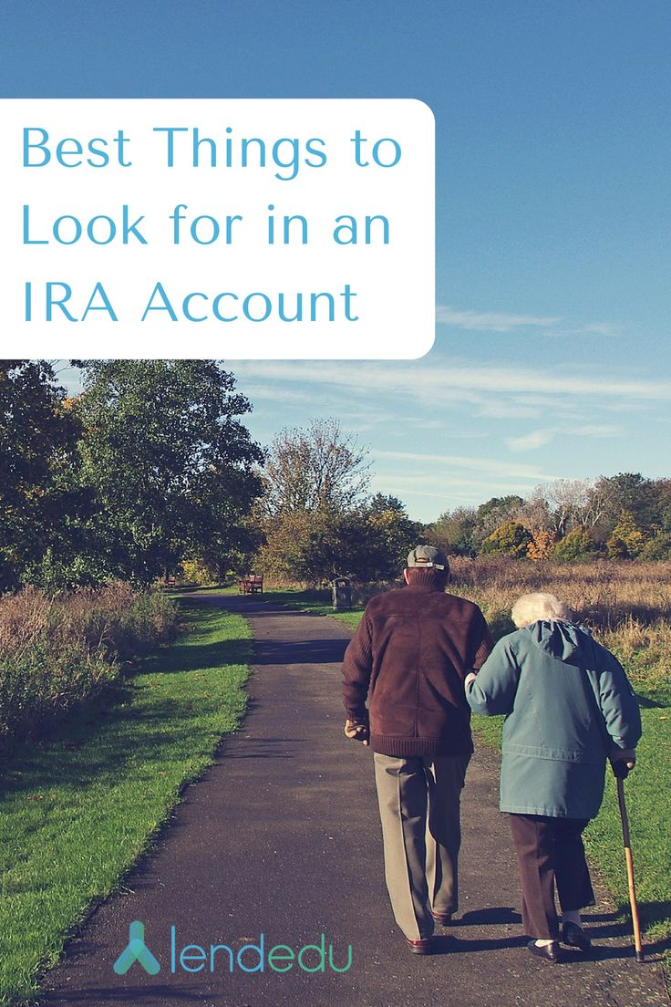 Individual Retirement Accounts are important! Figure out what to look for with this guide.