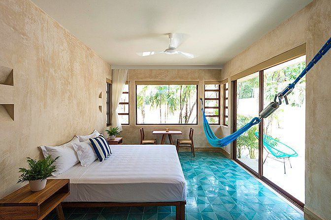 Hotel Tiki Tiki, Tulum, Mexico | small luxury hotels, boutique hotels