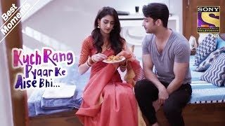 Kuch Rang Pyar Ke Aise Bhi | Dev Wants Sonakshi To Feed Him | Best Moments | موفيز هوم  Click here to Subscribe to SetIndia Channel: https://www.youtube.com/user/setindia?sub_confirmation=1  Click here to watch all the best moments of Kuch Rang Pyar Ke Aise Bhi: https://www.youtube.com/playlist?list=PLzufeTFnhupwes4SNXAXKSF3QqpwRxdCU  We present to you the best moments of your favourite characters Dev and Sonakshi. So sit back and enjoy these clips.  About Kuch Rang Pyar Ke Aise Bhi…