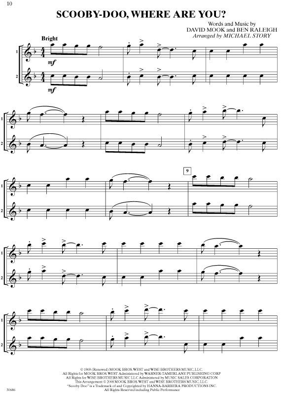 Show-off pieces - Free Flute Sheet Music   flutetunes.com