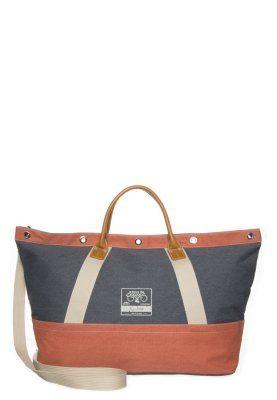 ILAYA  - Shopping bag - bleu orange