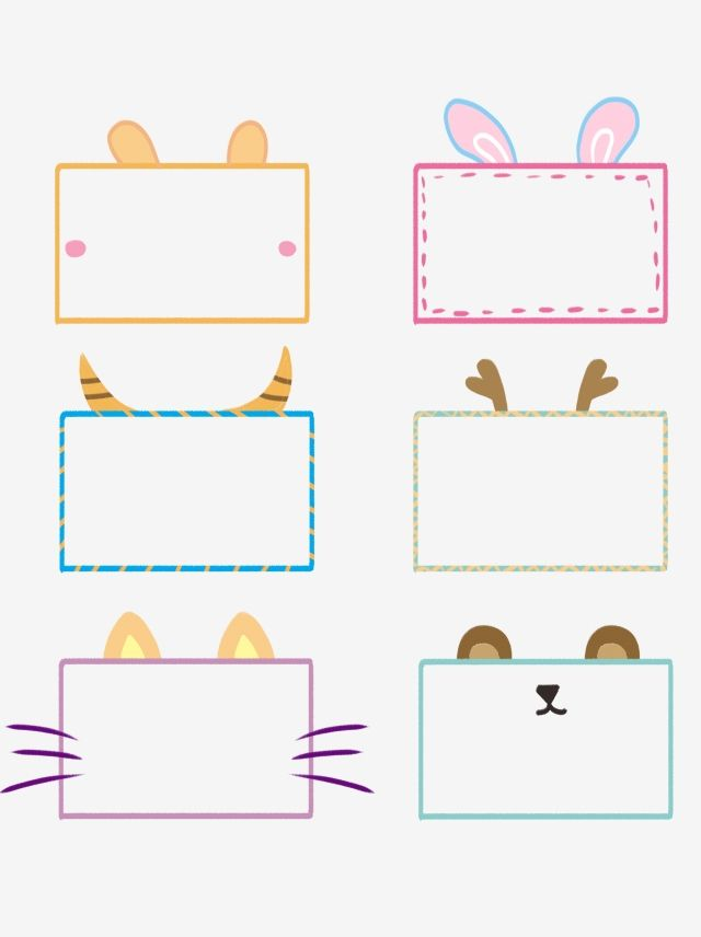 Bunny Background Transparent