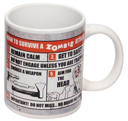 Comment survivre une tasse de Zombie Attack