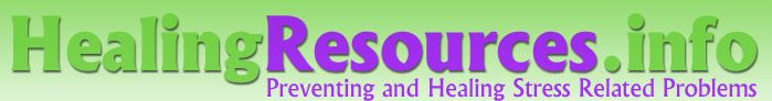 Preventing and Healing Stress Related Depression, Anxiety and Childhood Behavior