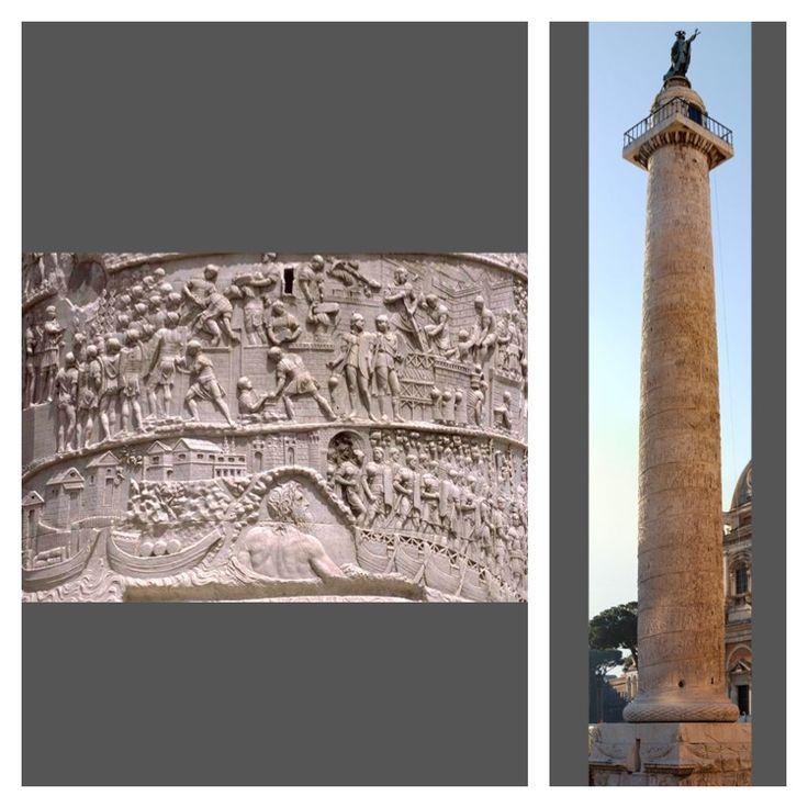 Kolumna Trajana w Rzymie